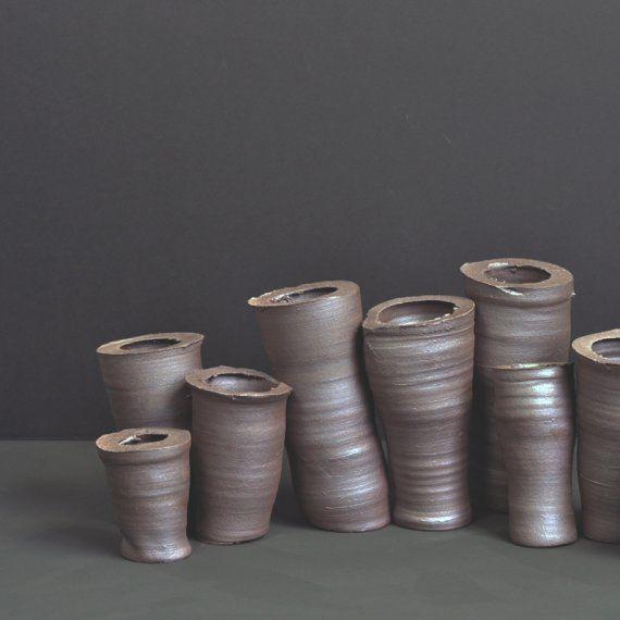 Anook Cléonne, keramiek, conversation piece purple