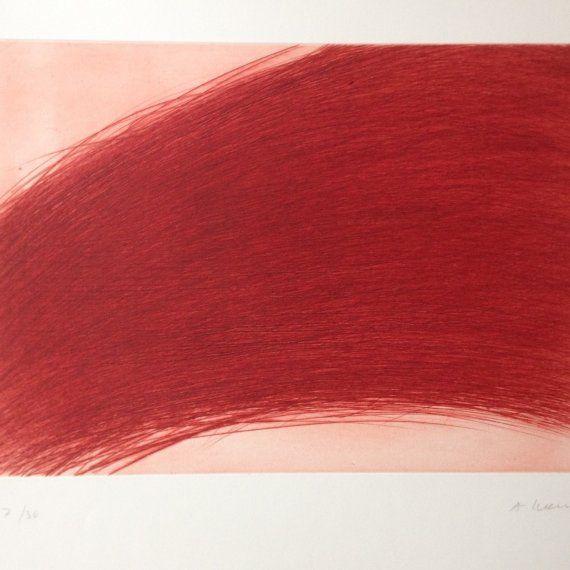 Rainer, Paysage rouge brique